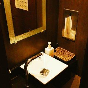 源喜屋のお手洗い