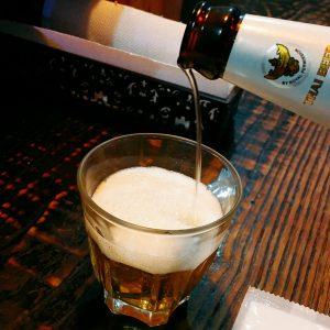 アハーンタイのタイビール