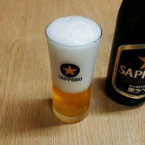 柳家の瓶ビール