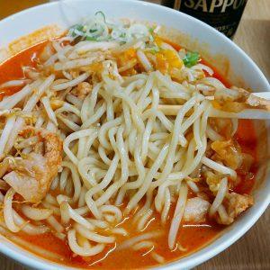柳家のキムチ納豆