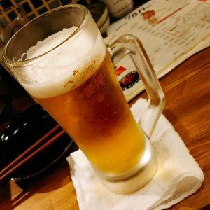 ほたる生ビール