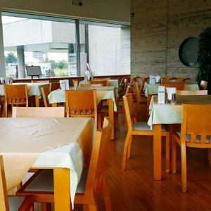 岩手県美術館のレストラン