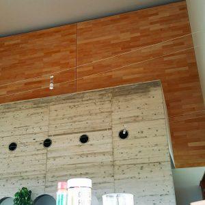 レストランpatioの天井