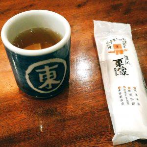 東家の麦茶