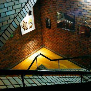アリーブへ誘う階段
