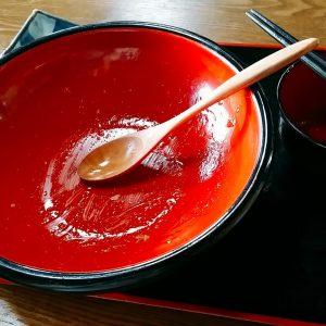 仙台しぶき亭のカツ丼を完食