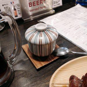 好古の茶碗蒸し