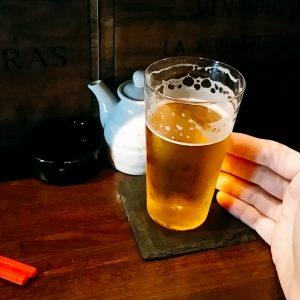 楽美酒の生ビール