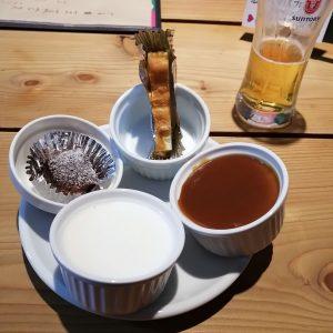 tawaraのデザート
