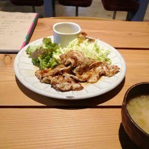 tawaraの生姜炒め定食